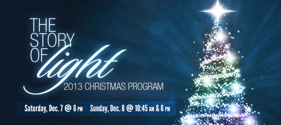 """Christmas Production """"The Story Of Light"""" Preparing To Thrill Thousands, December 7th and 8th In Downtown Hammond"""