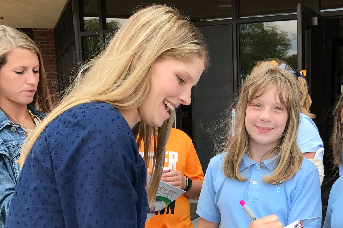 Students-at-St-Marys-School-End-First-Week-with-Popsicles-and-Smiles