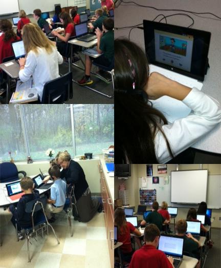 Technology-Classroom