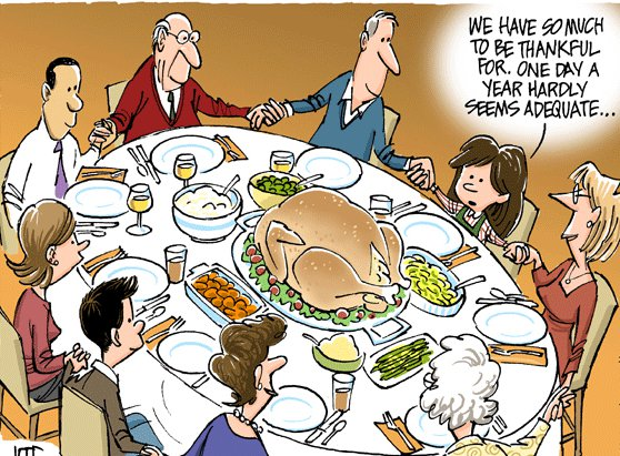 Tell Us Your Thanksgiving Traditions Old Or New Portagelife
