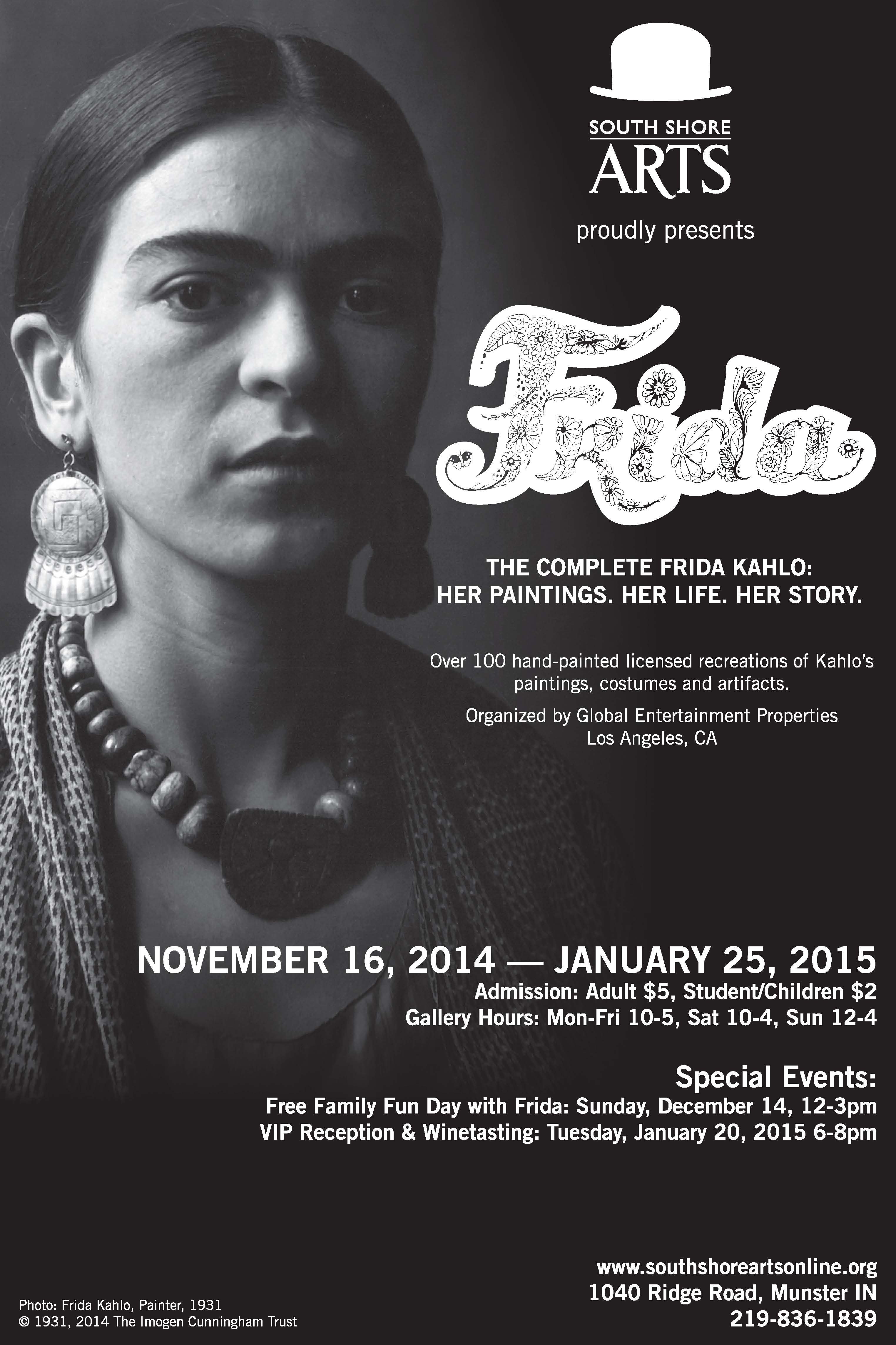The Complete Frida Kahlo: Her Paintings. Her Life. Her Story