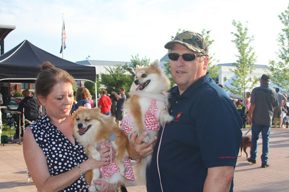 """Adoption Celebrated at """"Pawfect"""" Fundraising Event"""
