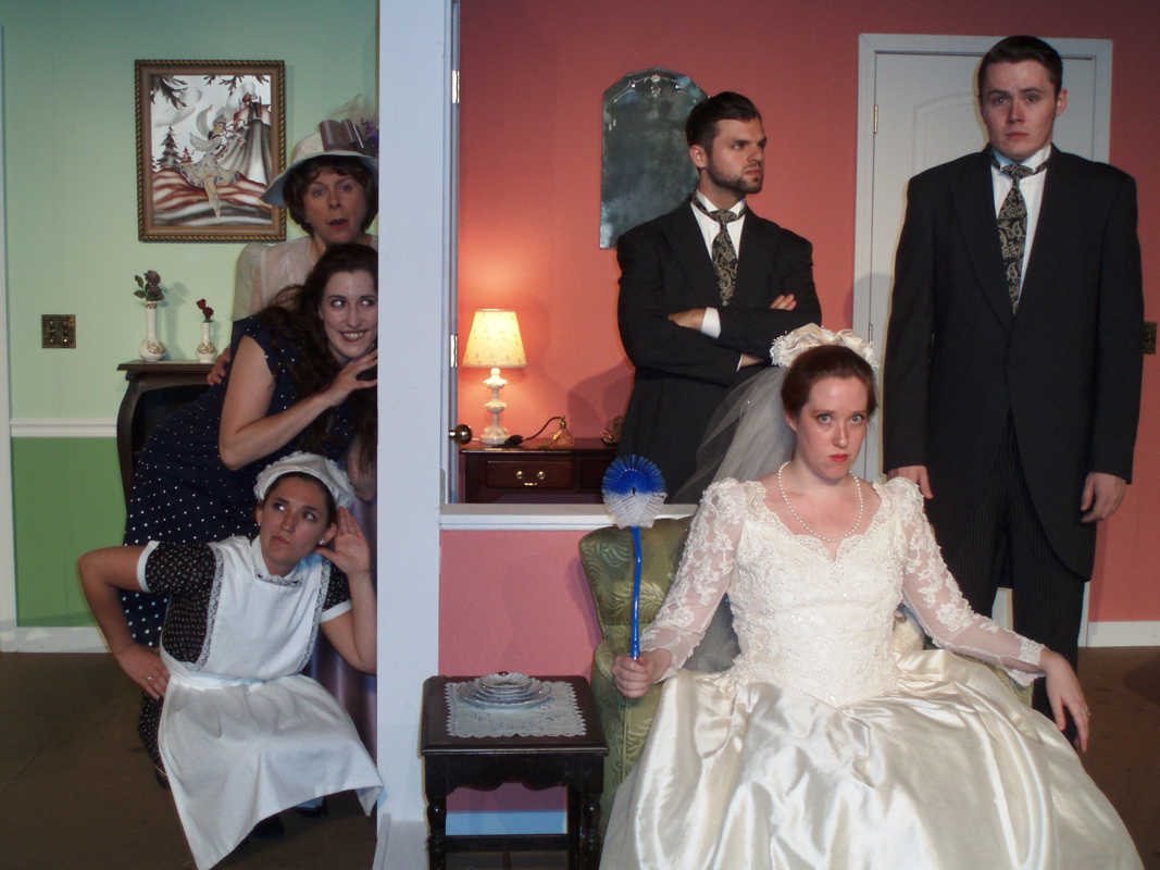 """Indiana Premiere """"The Perfect Wedding"""" at the Towle Theater"""