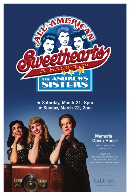 towle sweethearts poster