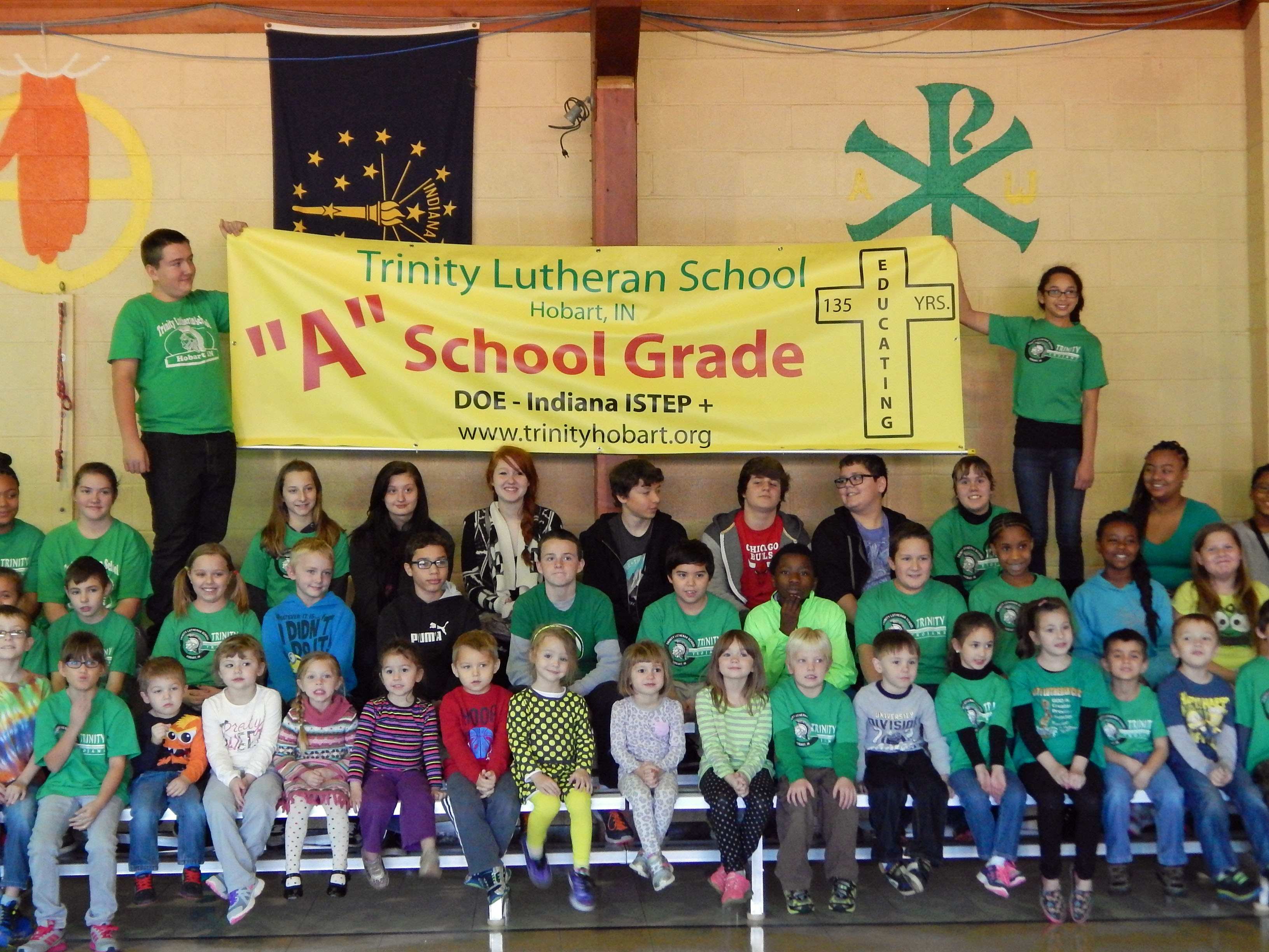 Trinity Lutheran School to Host Open House on Tuesday, February 24. 2015