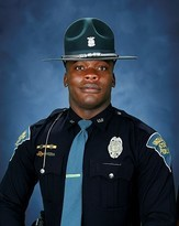 Trooper Ronneal Williams Promoted to Sergeant