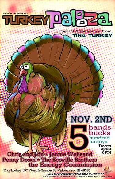 TurkeyPalooza-2012