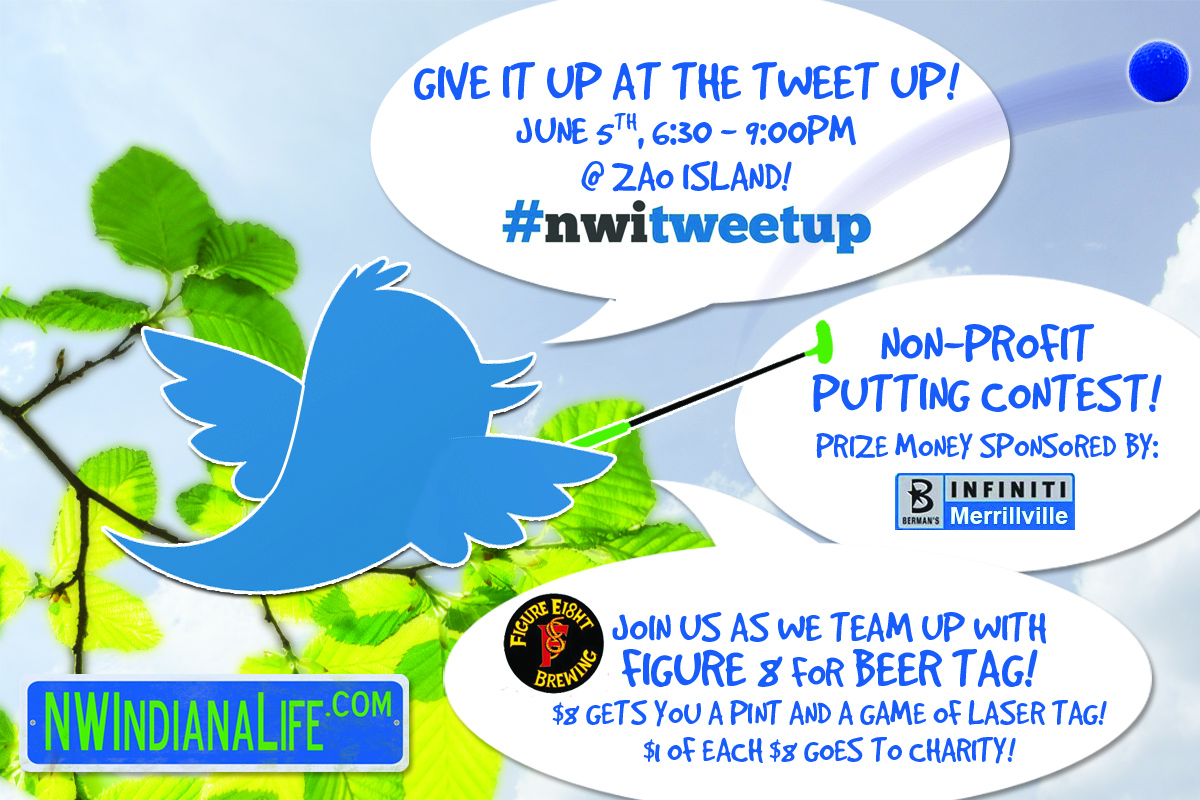 June 2014 NWITweetup to Feature Laser Tag, Putt-Putt for Non-Profits at Zao Island