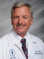 Vale Park Meet our Doctors: Dr. Jerry Rodenbarger