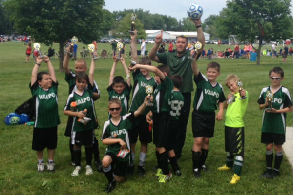 Valparaiso Soccer Club Teams Take First Place in NWISL Tournament