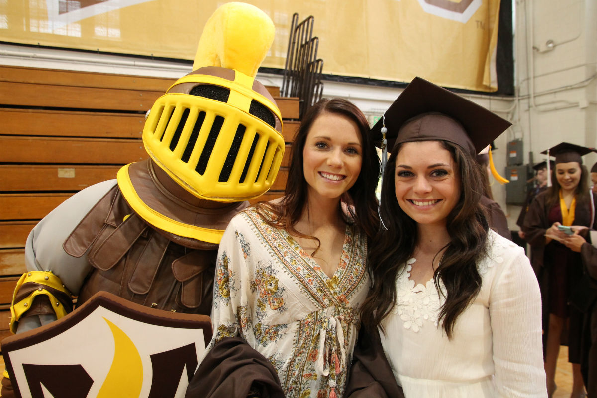 Valparaiso University Graduation 2017