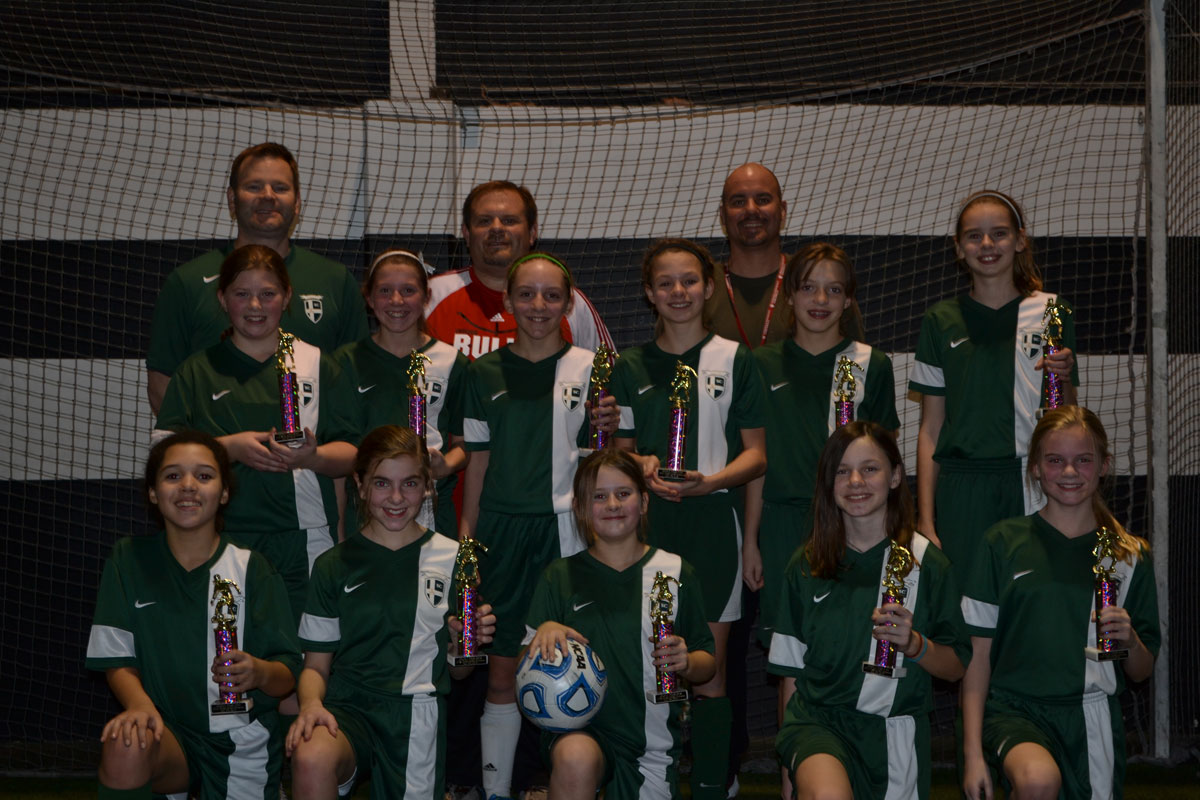 Valpo U12 Girls Soccer Team Looking to Build on Their Undefeated Season
