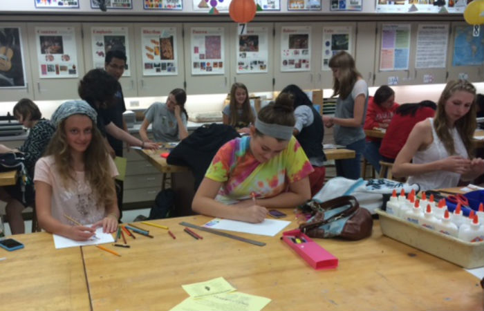 A Freshman Perspective: Getting Involved at Valparaiso High School