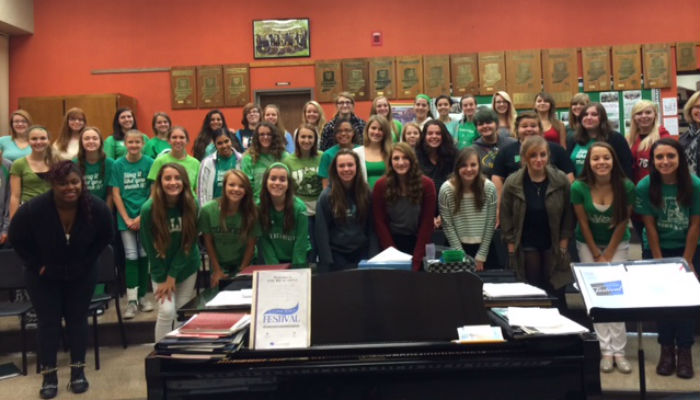VHS Choirs' Living Legacy: An Interview with Mrs. Linda Schonbachler