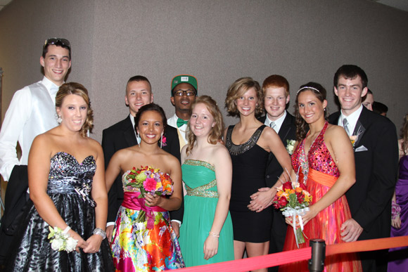 VHS-Prom-2012