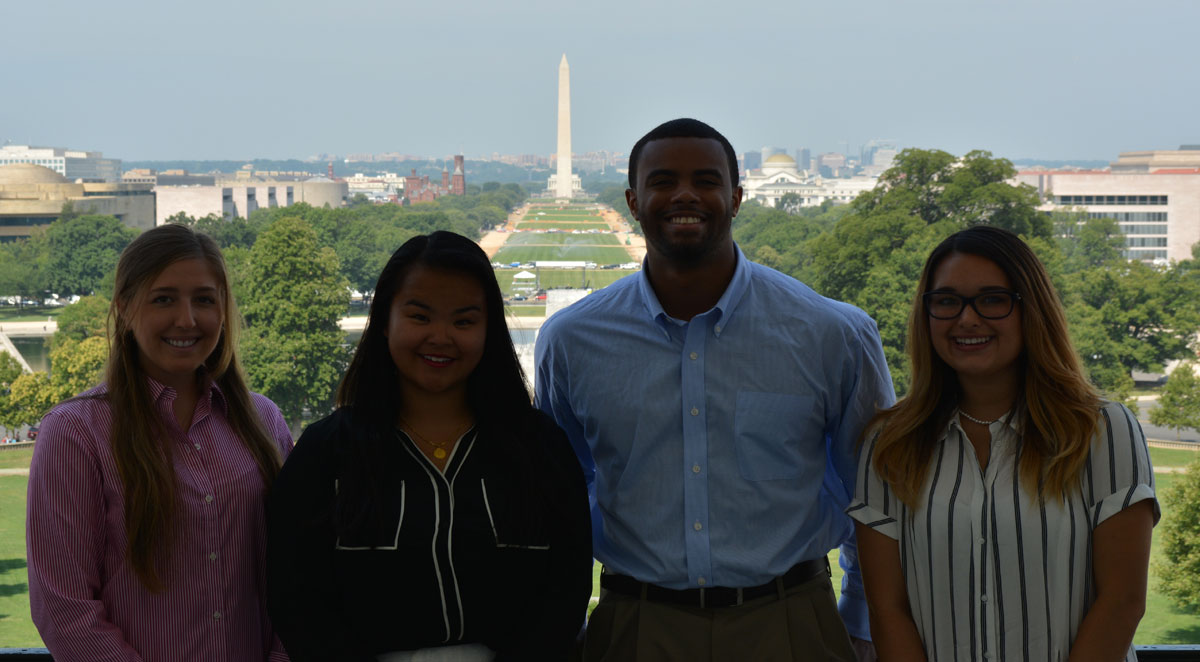 Visclosky Announces Students Who Have Completed Summer Internships in Washington, D.C., Office