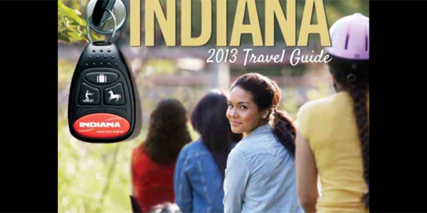 Transcription: Indiana Tourism Executive Director Mark Newman Talks Central and Southern Indiana