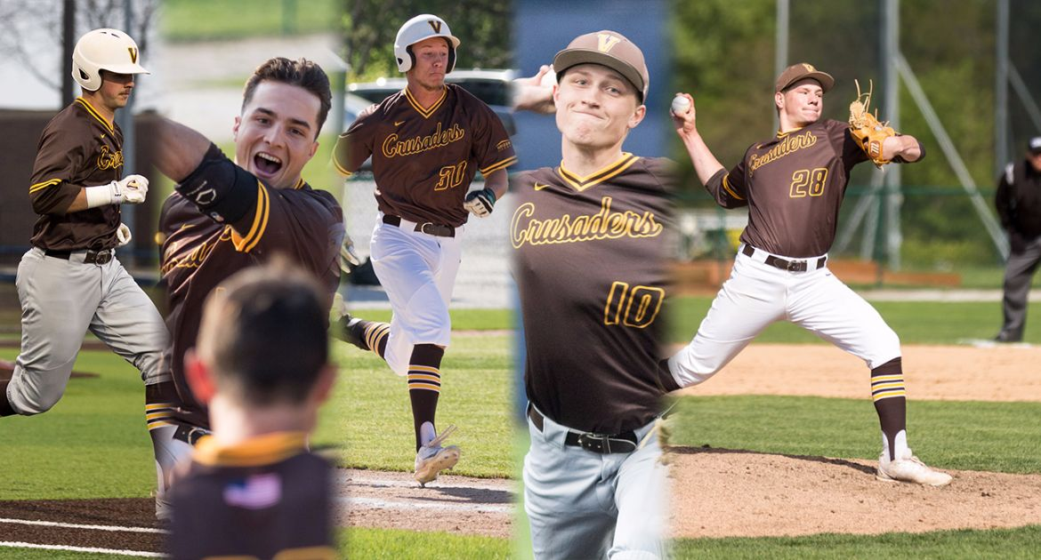 VU-Two-Crusaders-Achieve-All-League-Honors-Three-Others-Named-to-All-Freshman-Team