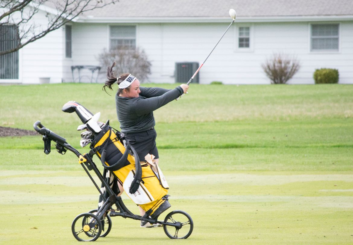 VU-Womens-Golf-Second-Through-Two-Rounds-at-Fort-Wayne-Spring-Classic