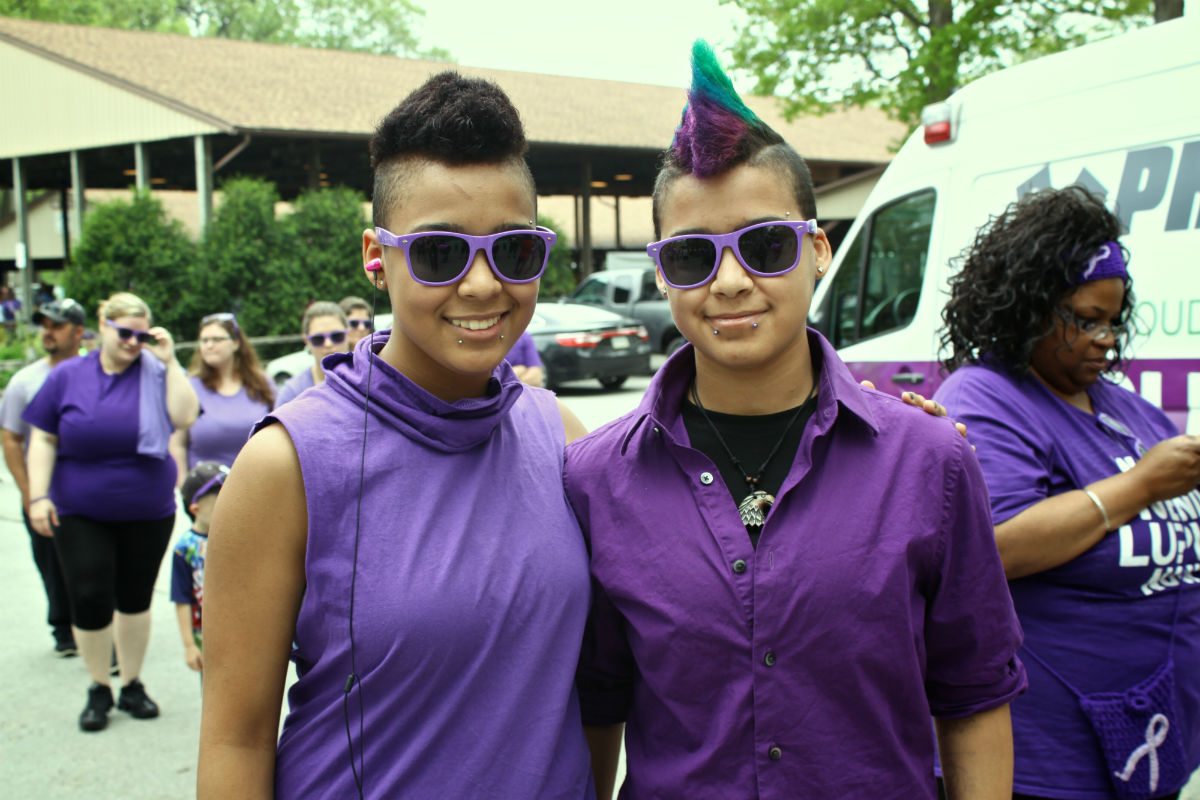 Good Times for a Great Cause Were Had at the 2015 Walk To End Lupus