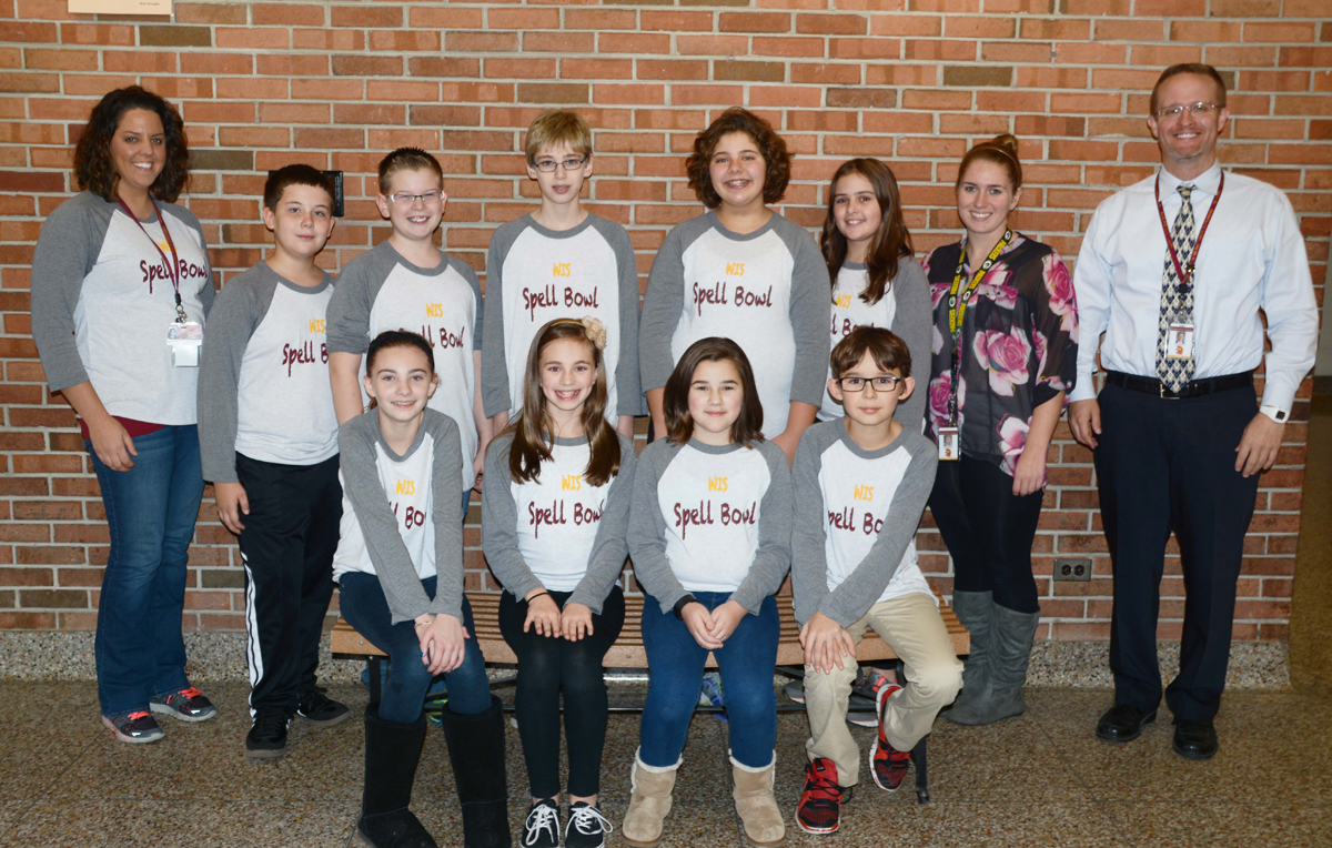 Westchester Intermediate School Spell Bowl Team Places First in 2015