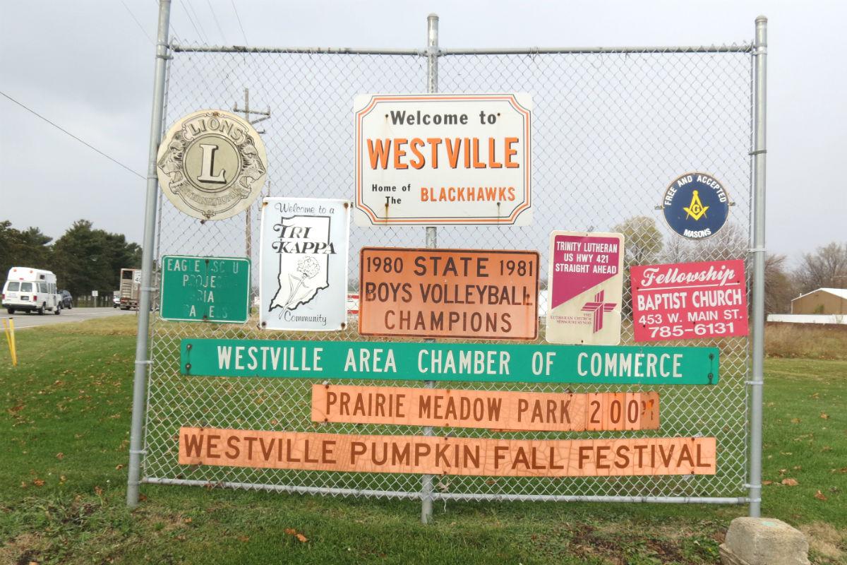 westville-sign