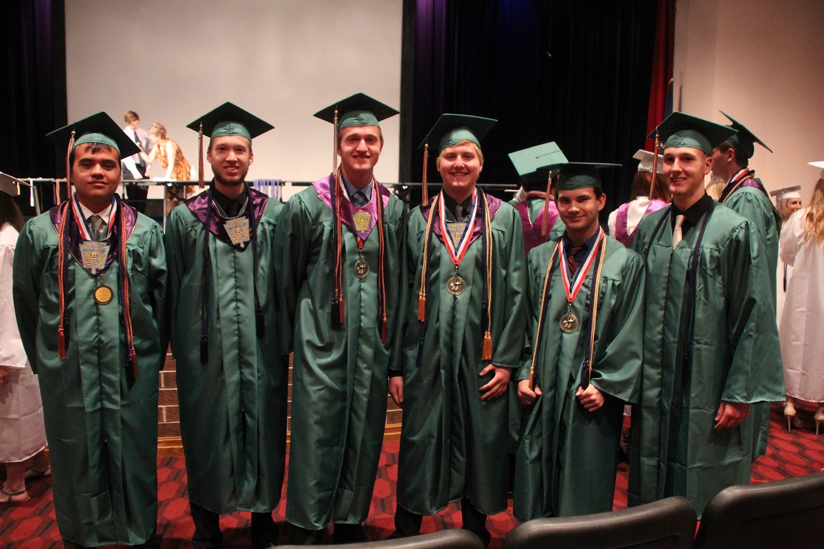 Wheeler Graduation 2015 8