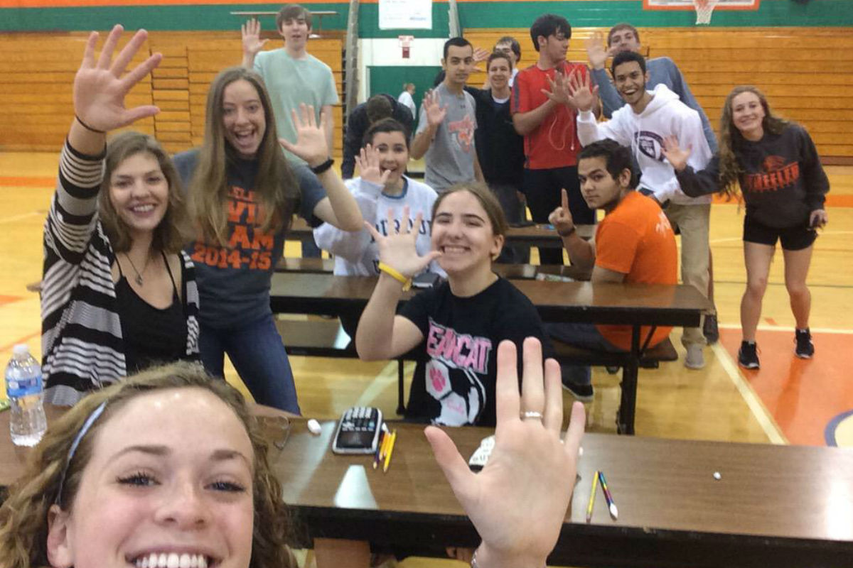 #1StudentNWI: Back to School at Wheeler High School