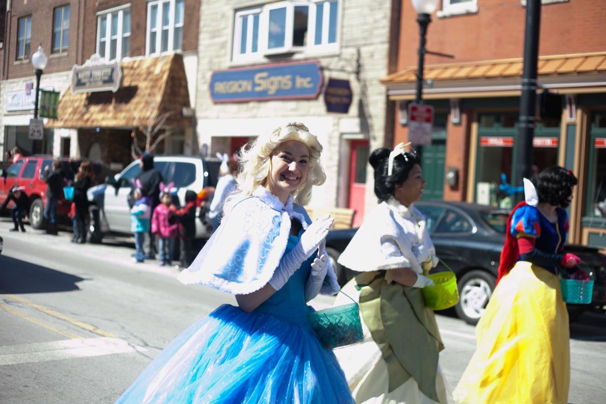 City of Whiting Hosts Annual Easter Parade, Egg Hunt