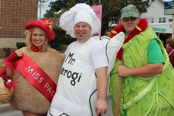 Pierogi Fest: A Celebration of Eastern European Culture in Northwest Indiana