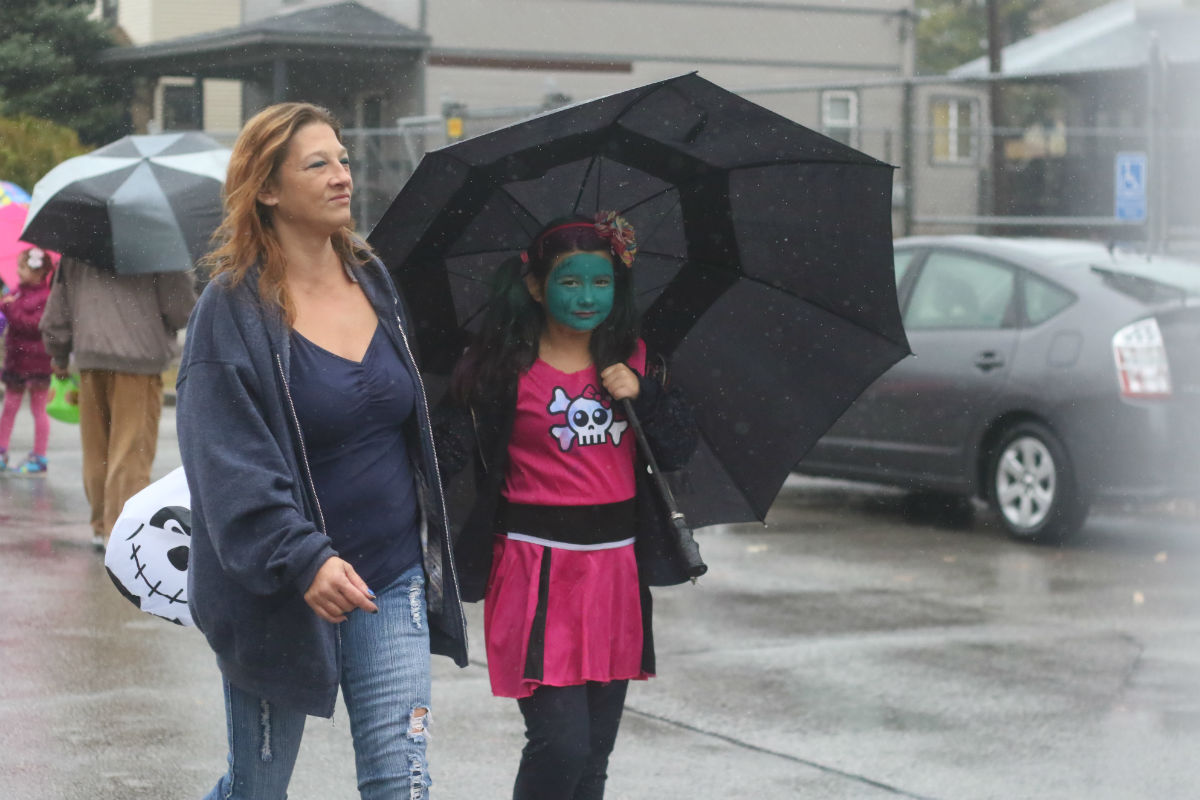 City of Whiting Celebrates Halloween with Costume Parade