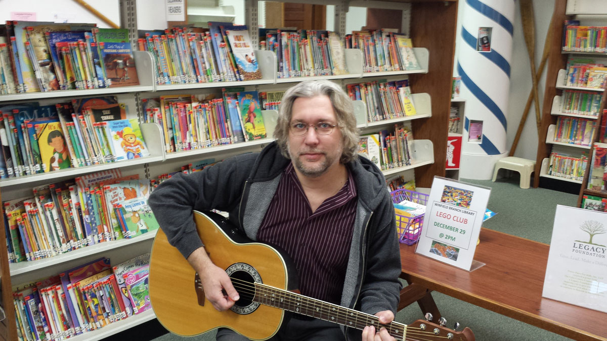 Winfield Branch Library Briefs, February 5, 2015