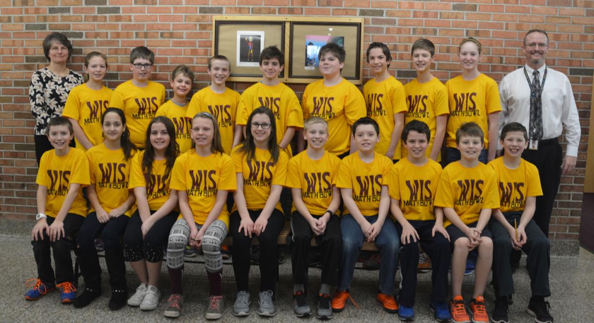 Westchester Intermediate Announces 2016 Math Bowl Winners