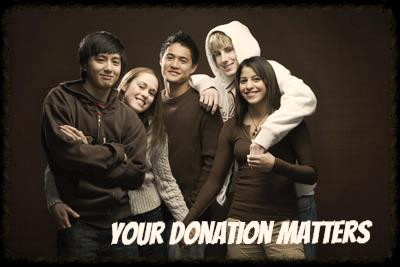 Your-Donation-Matters